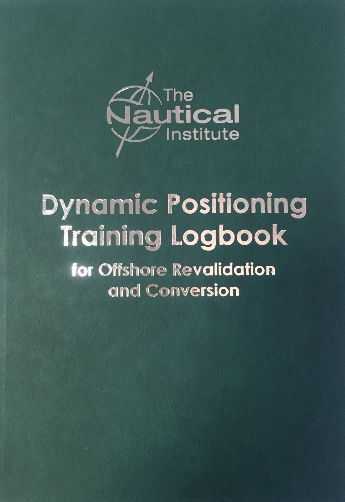 Revalidation Logbook Cover